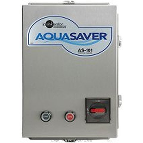 InSinkErator AS101K-3 Control center with Aqua Saver (Magnified)