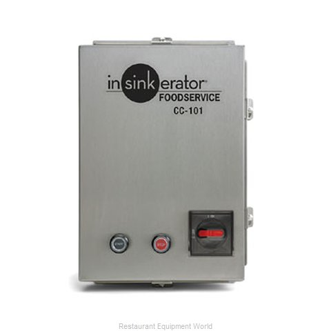 InSinkErator CC101K-4 Control center (Magnified)