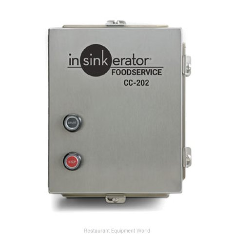 InSinkErator CC202D-2 Control center (Magnified)