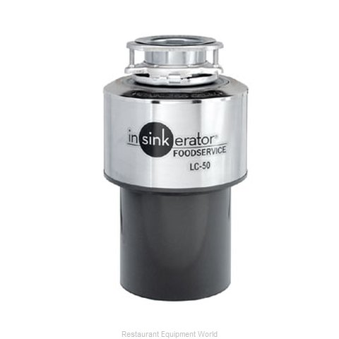InSinkErator LC-50 Disposer (Magnified)