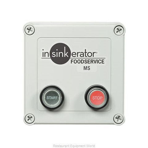 InSinkErator MS-6 Manual switch