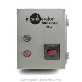InSinkErator MSLV-8 Manual switch (low voltage