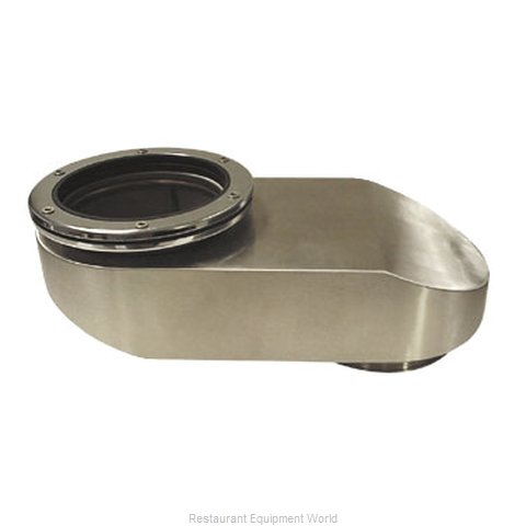 InSinkErator OFFSET CHUTE Disposer Accessories