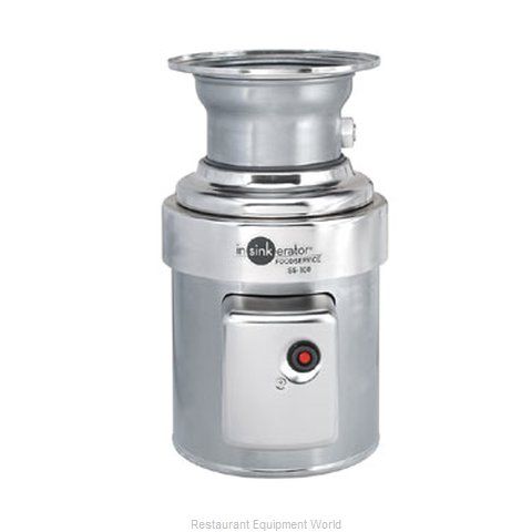 InSinkErator SS-100-18C-CC101 Disposer (Magnified)