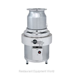 InSinkErator SS-1000-15AAS101 Disposer