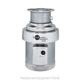 InSinkErator SS-200-15B-MS Disposer