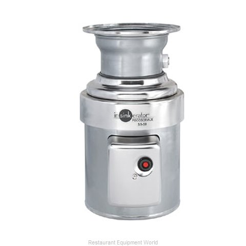 InSinkErator SS-50-15B-CC202 Disposer (Magnified)