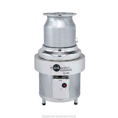 InSinkErator SS-500-15B-MSLV Disposer (Magnified)