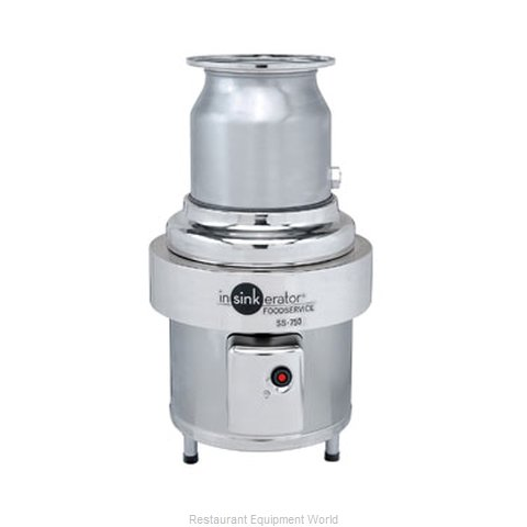 InSinkErator SS-750-18A-CC101 Disposer (Magnified)