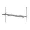 Intermetro 1242CSNBL Shelving Wire Cantilevered