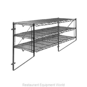 Intermetro 12WS52C Shelving, Wall-Mounted
