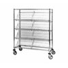 Merchandising and Display Racks / Carts
