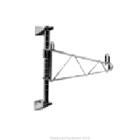Intermetro 1WS24S Wall Mount, for Shelving