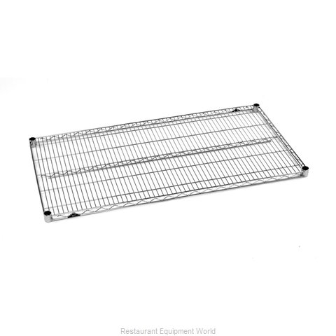 Intermetro 2424BR Shelving, Wire (Magnified)