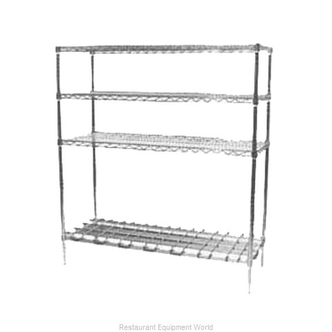 Intermetro 2436DRC Dunnage Shelf