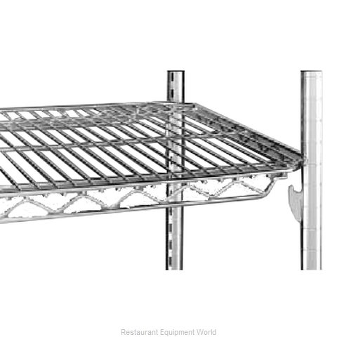 Intermetro 2436Q-DBM Shelving, Wire (Magnified)