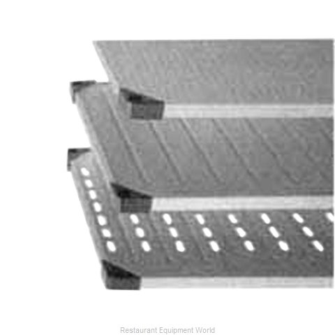 Intermetro 2448LS Shelving Louvered Slotted (Magnified)