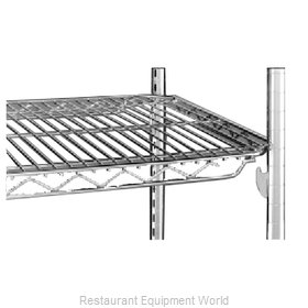 Intermetro 2448Q-DSG Shelving, Wire