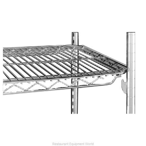 Intermetro 2448QBL Shelving, Wire (Magnified)