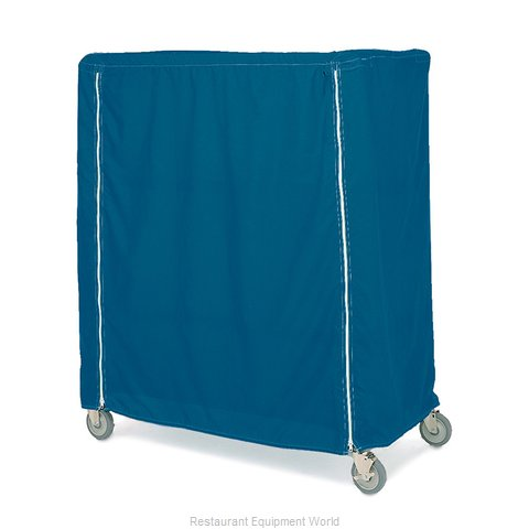 Intermetro 24X72X54UCMB Cart Cover Mariner Blue (Magnified)