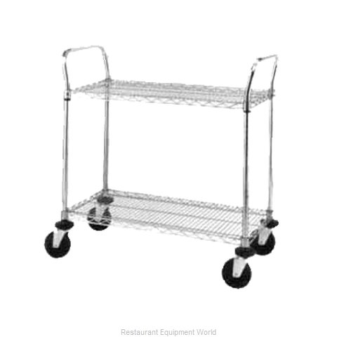 Intermetro 2SPN53ABR Utility Cart (Magnified)