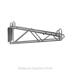 Intermetro 2WD24S Wall Mount, for Shelving