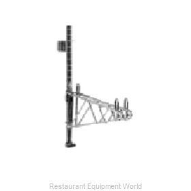 Intermetro 33PDFS Super Erecta Wall Mounts, Posts & Brackets
