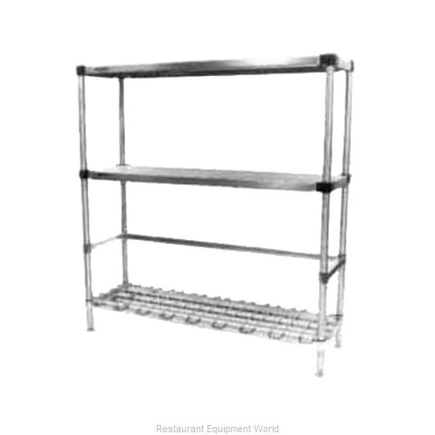 Intermetro 3KR366FC Beer-Keg Handling Rack (Magnified)