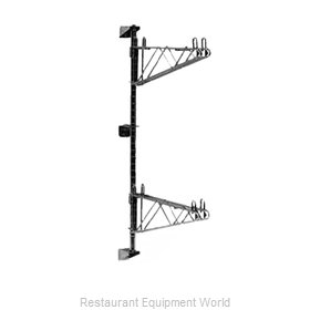 Intermetro 54PDFK3 Super Erecta Wall Mounts, Posts & Brackets