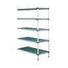 Intermetro 5AQ567G3 Metromax Q Add-On Shelving Unit