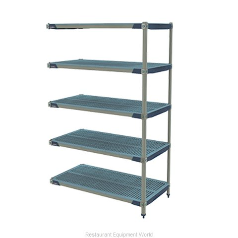 Intermetro 5AX347GX3 MetroMax-i Add-On Shelving Unit