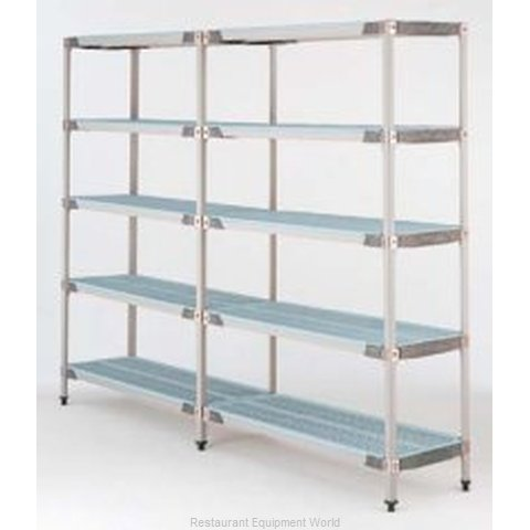 Intermetro 5AX577GX3 MetroMax-i Add-On Shelving Unit
