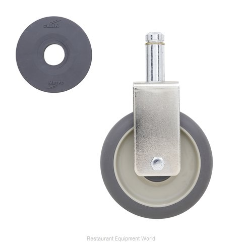 Intermetro 5MDRA Casters (Magnified)