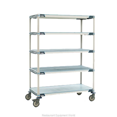 Intermetro 5X557EGX3 Shelving Unit Plastic