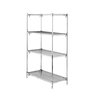 Intermetro A556C Shelving Unit, Wire