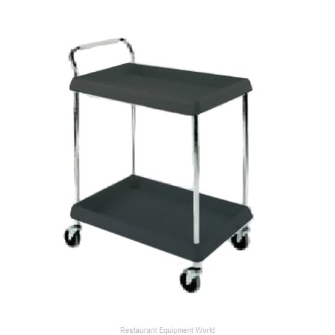 Intermetro BC2030-2DBL BC Series Deep Ledge Utility Cart (Magnified)