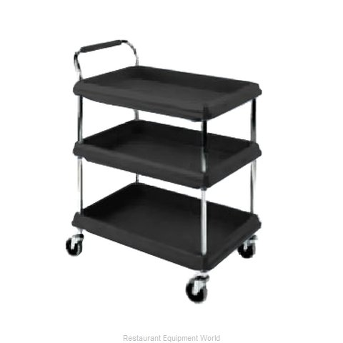 Intermetro BC2030-3DBL BC Series Deep Ledge Utility Cart (Magnified)