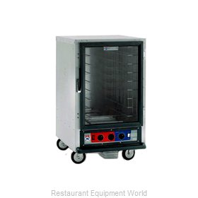 Intermetro C515-HFC-4A Heated Cabinet, Mobile