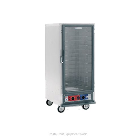 Intermetro C517-CFC-4A Proofer Cabinet, Mobile (Magnified)