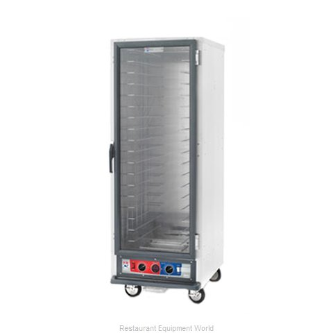 Intermetro C519-HFC-4A Heated Cabinet, Mobile
