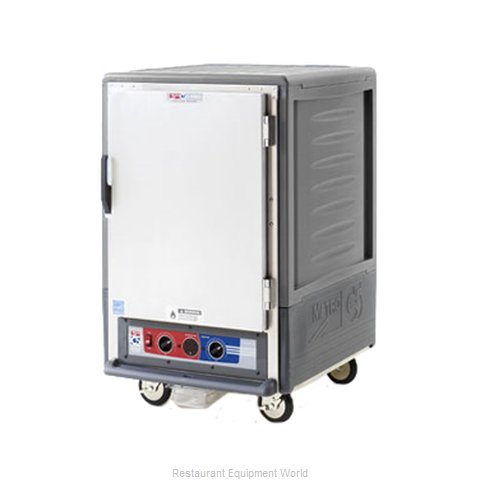 Intermetro C535-HFS-4-GYA Heated Cabinet, Mobile (Magnified)