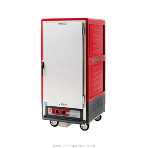 Intermetro C537-HFS-4A Heated Holding Cabinet Mobile