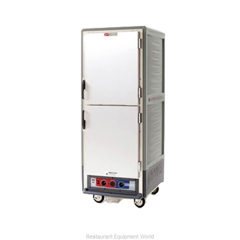 Intermetro C539-CDS-U-GY Proofer Holding Cabinet Mobile (Magnified)