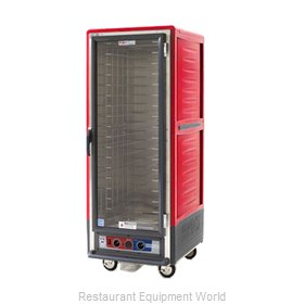 Intermetro C539-CLFC-4 C5 3 Series Heated Holding & Proofing Cabinet