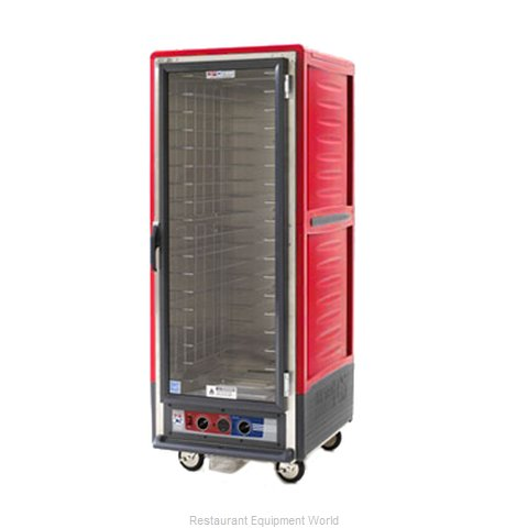 Intermetro C539-HLFC-4A Heated Holding Cabinet Mobile