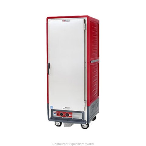 Intermetro C539-HLFS-LA Heated Holding Cabinet Mobile