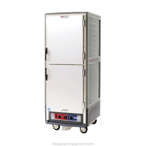 Intermetro C539-MDS-4-GY Proofer Holding Cabinet Mobile