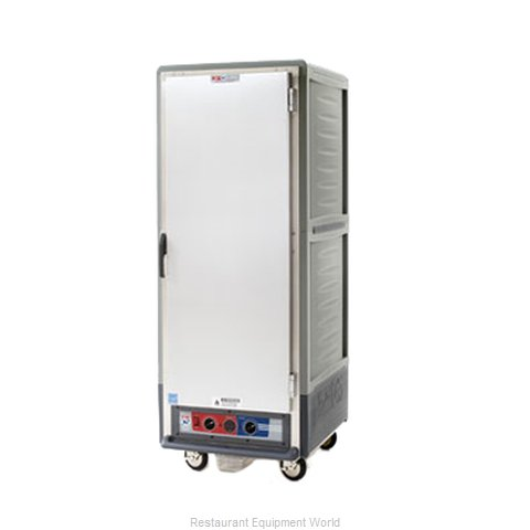 Intermetro C539-MFS-L-GYA Proofer Holding Cabinet Mobile (Magnified)