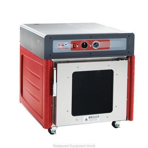 Intermetro C543-ASFC-LA Heated Cabinet, Mobile