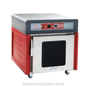 Intermetro C543-ASFC-LA Heated Cabinet, Mobile